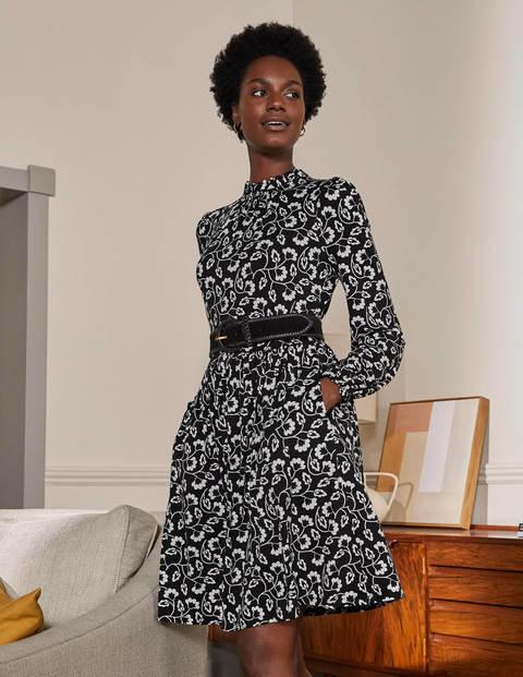 Clara Jersey Dress