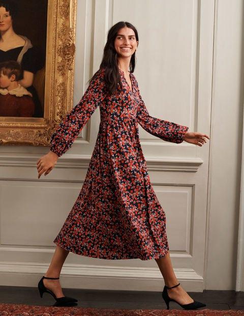 Willow Midi Jersey Dress