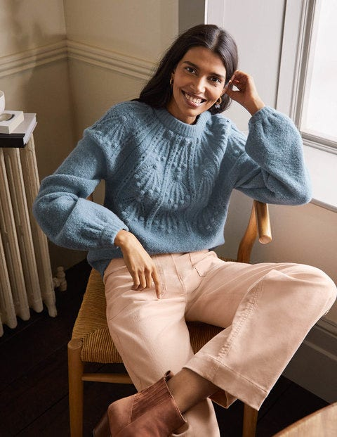 Relaxed Cable Jumper