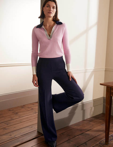 Relaxed Bootcut Pants