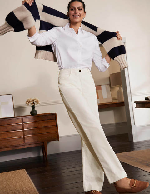 Alexia Cord Trousers
