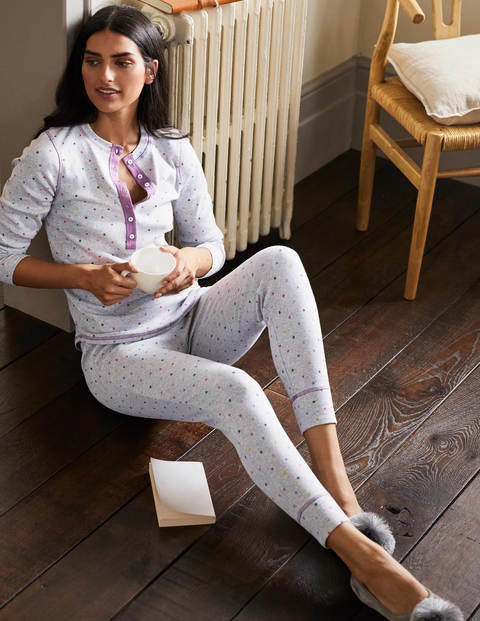Ribbed Pyjama Leggings