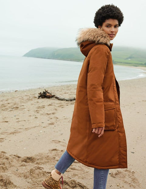 Orkney Padded Parka Coat