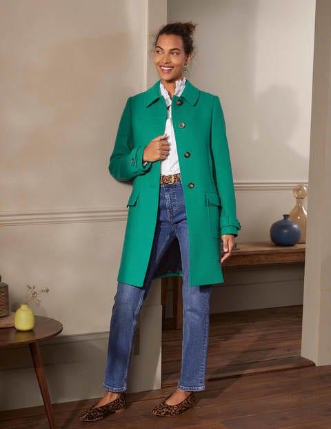 Durham Wool Blend Coat