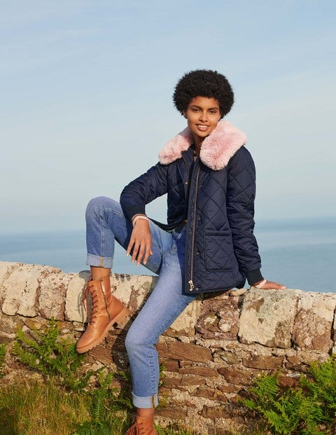 Hollie Quilted Jacket