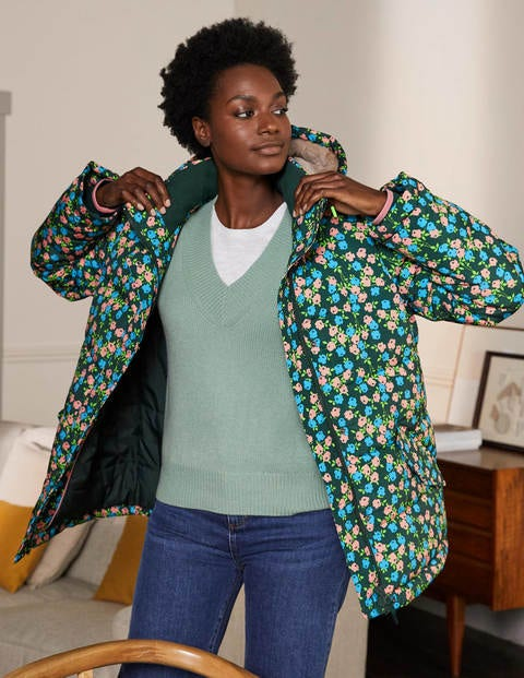 Brecon Puffer Coat