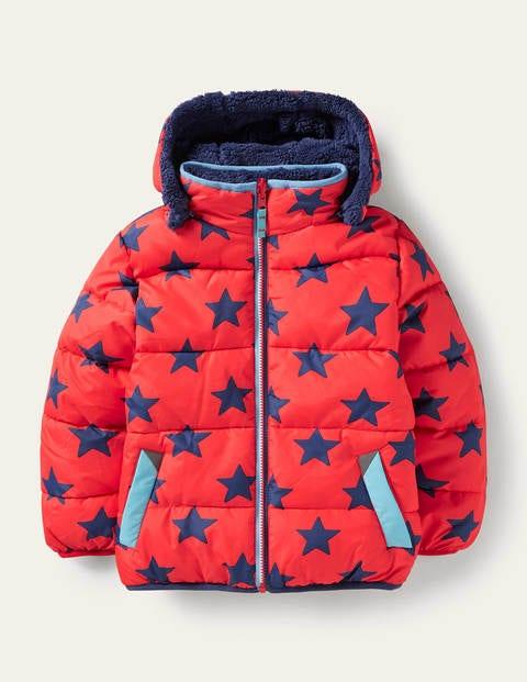 Reversible Padded Teddy Jacket
