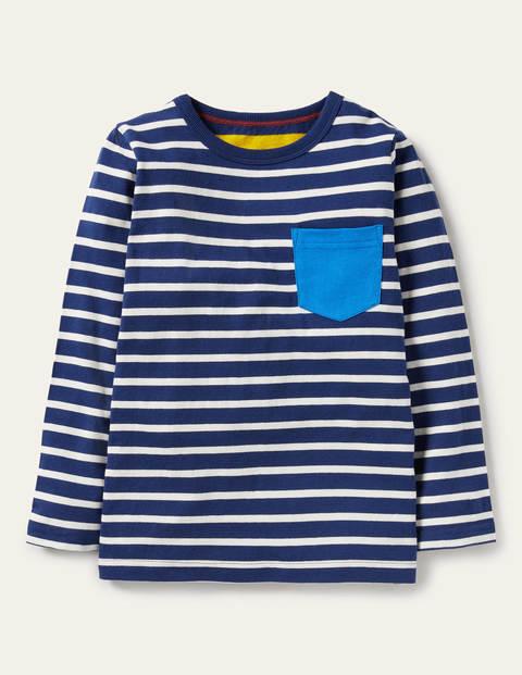Long Sleeve Breton T-shirt