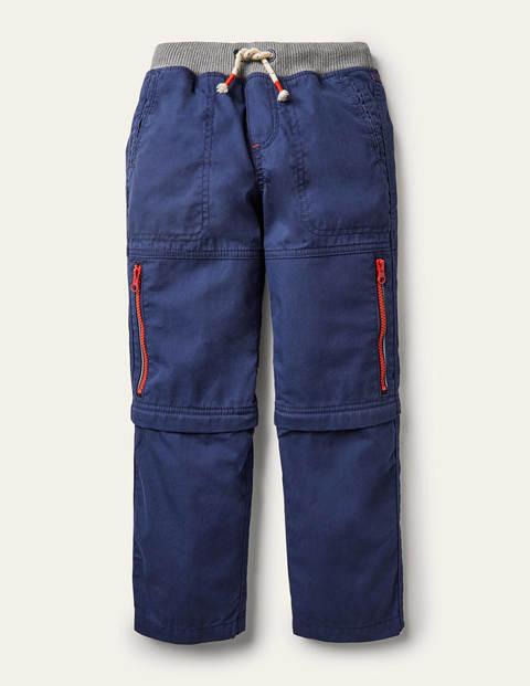 Zip-off Techno Pants
