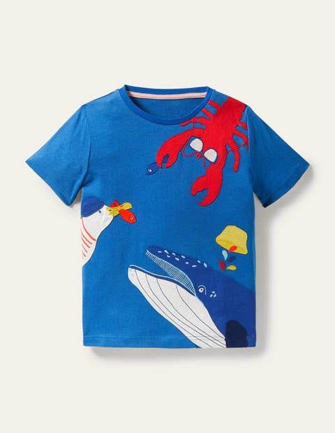 Holiday Appliqué T-shirt