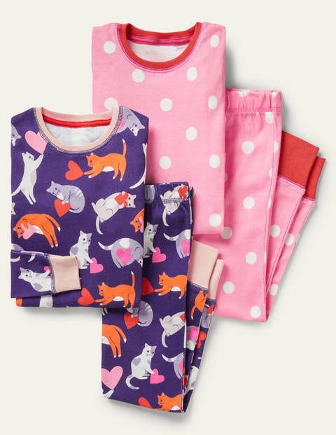 Twin Pack Snug Pajamas