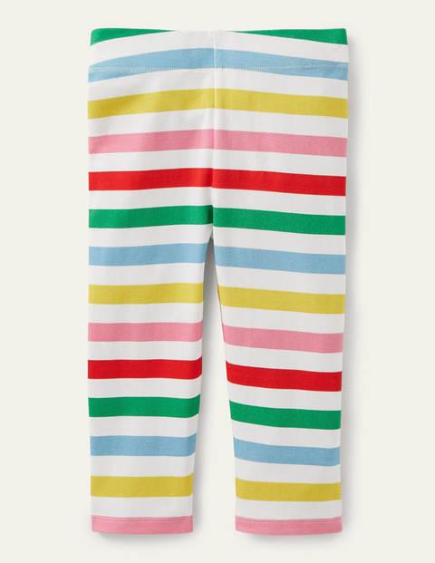 Fun cropped leggings