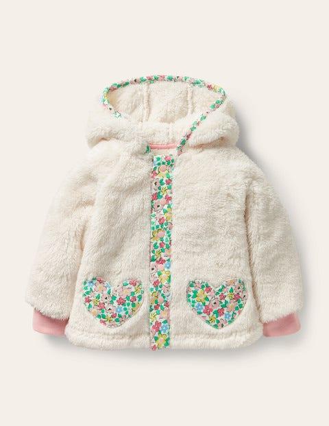 Heart Pocket Borg Jacket