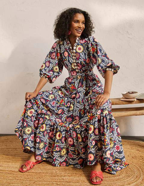 Ava Tiered Maxi Dress