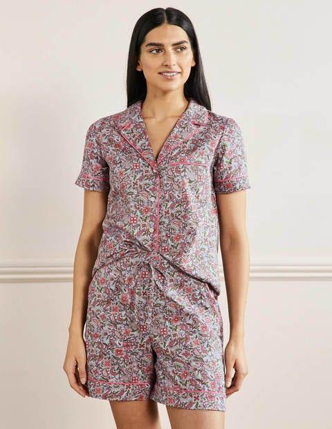 Janie Pajama Shorts