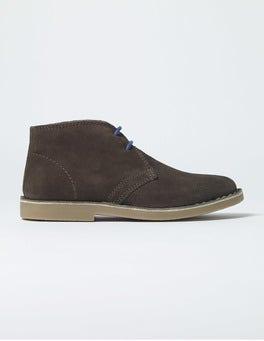 Catfish Suede Desert Boots