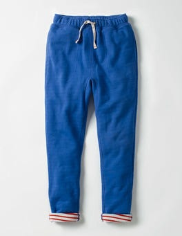 Klein Blue Slouch Sweatpants