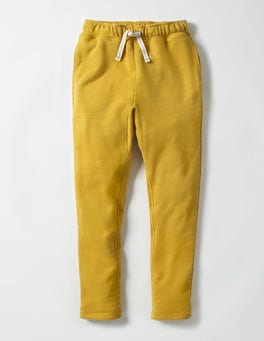Sunshine Yellow Slouch Sweatpants