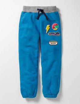 Swedish Blue Fun Track Pants