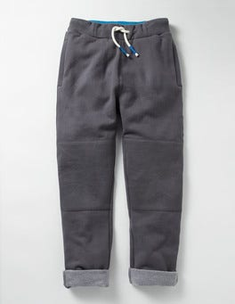 London Grey Warrior Knee Sweatpants