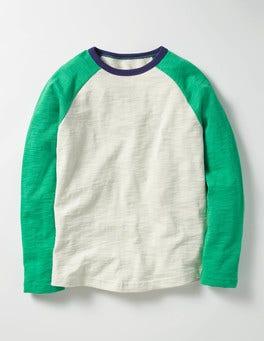 Ecru Raglan T-shirt