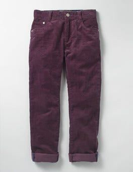 Purple Dusk Slim Cord Jeans