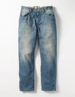 Light Vintage Straight Jeans