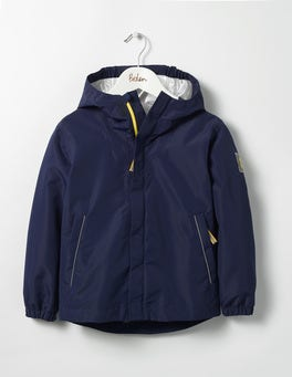 Navy/Frog Packaway Waterproof Jacket