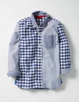 Howlin Blue Hotchpotch Hotchpotch Oxford Shirt