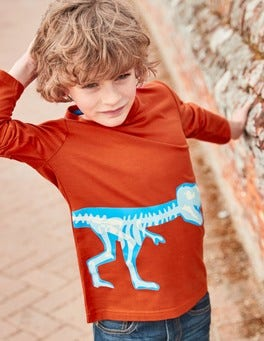 Glow-in-the-dark Dino T-shirt