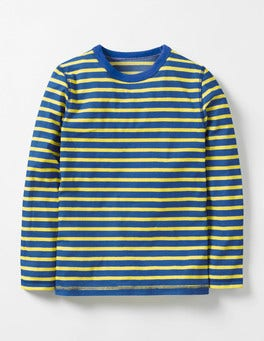 Klein Blue/Zissou Yellow Supersoft T-shirt