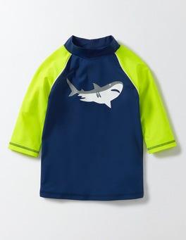 Deep Sea Logo Rash Vest