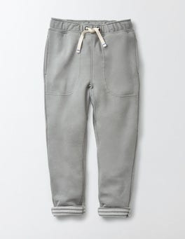 Light Grey Slouch Sweatpants