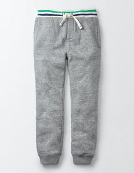 Grey Marl Jaspé Everyday Joggers