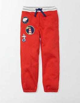 Salsa Red Fun Track Pants
