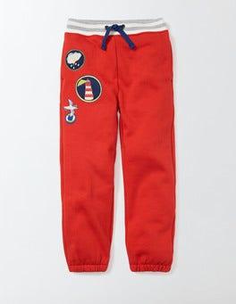 Salsa Red Fun Track Pants
