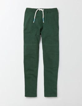 Country Green Warrior Knee Sweatpants