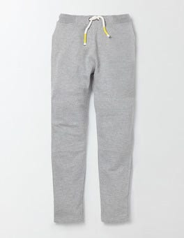 Grey Marl Warrior Knee Sweatpants