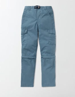 Pebble  Drift Zip-off Cargos