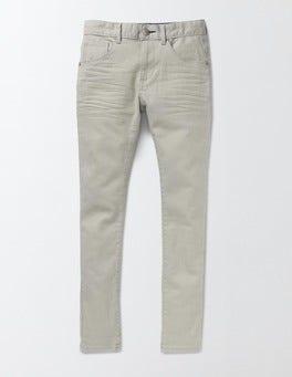Grey Denim Coloured Skinny Jeans
