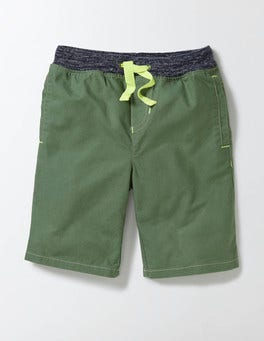 Rosemary Rib Waist Shorts