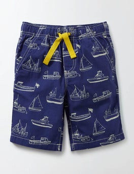 Starboard Boats Printed Board Shorts