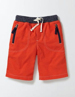 Ziggy Red Adventure Shorts