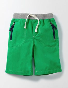 Astro Green Adventure Shorts