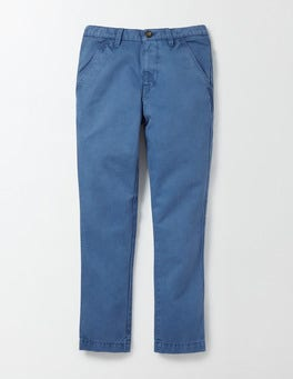 Cornish Blue Chinos
