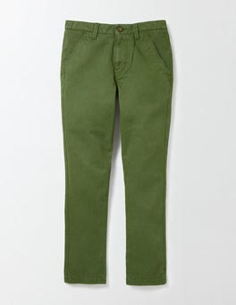 Action Green Chinos