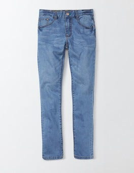 Light Vintage Slim Jeans