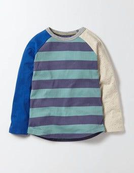 Hot Spring Hotchpotch Raglan T-shirt