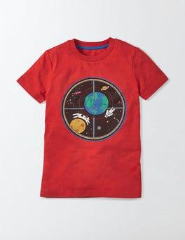 Salsa Space T-shirt