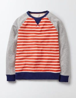Ziggy and Ivory Stripe Essential Sweatshirt